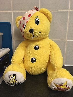 Pudsey Bear Children In Need Cuddly Toy