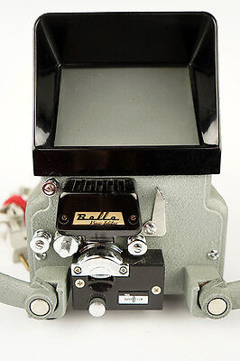 Belle super 8 View Editor