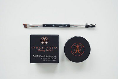 Anastasia Beverly Hills Dip Brow Pomade Make Up Brows + FREE Makeup Brush NEW