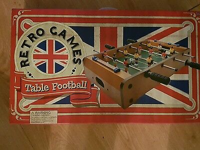 Brand New boxed football table