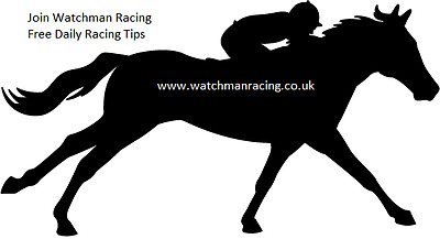 Free Horse Racing Tips From Watchman Racing Over Thirty Years In The Industry!