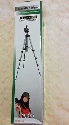 Traveller Tripod. For Cameras And Videocameras.