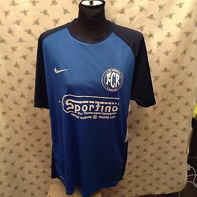 FC Redwitz home shirt (german league). rare. Adults size large