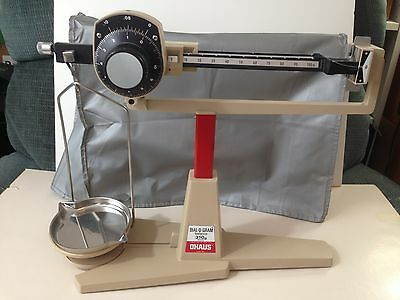 Ohaus Dial-A-Gram 310 gram Balance Scale with Cover
