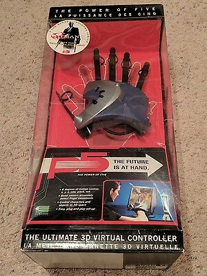 Essential Reality p5 virtual reality gaming glove