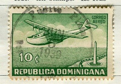 DOMINICA;   1930s early AIR issue fine used 10c. value
