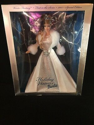 Barbie Holiday Visions Winter Fantasy Special Edition 2003