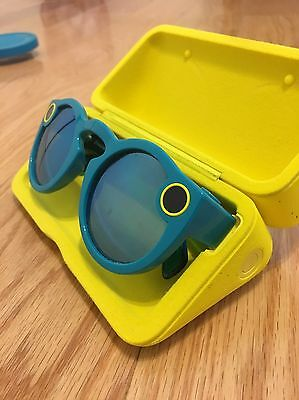 Snapchat Spectacles in Teal
