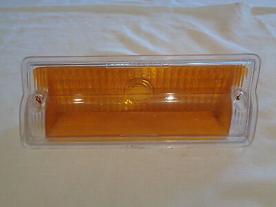 1974-79 Jeep Cherokee Chief , Pickup , Drivers Side Front Signal Light Lens