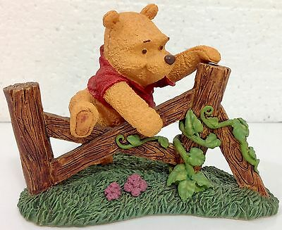 Winnie the Pooh Figurine Disney Simply Pooh SMALL STEPS MAKE GREAT ADVENTURES