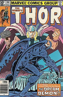 Thor #307 (May 1981, Marvel) Bronze Age Comic Book