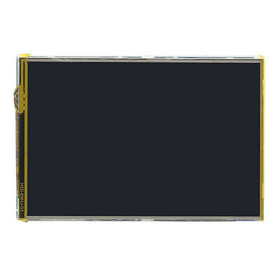 "Black + Blue 3.5""TFT Color LCD Touch Screen Module for Arduino UNO R3/Mega2560"