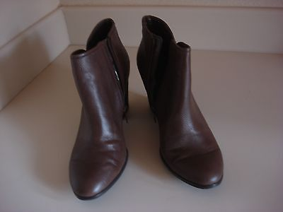 New Libby Edelman Women Fashion Ankle Boots Size 8.5