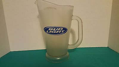 Bud Light Bar Style Beer Pitcher