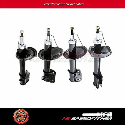 Fits 1998-02 Subaru Forester L/&R Inner /& Outer Tie Rod Kit With Bellows