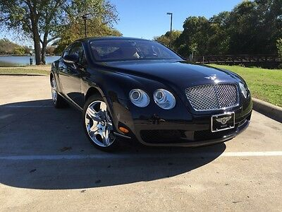 2005 Bentley Continental GT Leather 2005 Bentley Continental GT Dark Sapphire Blue low miles, Free Shipping!