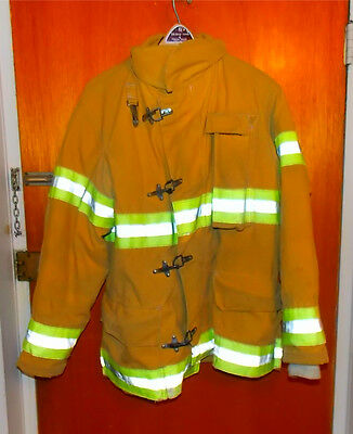 FireDex Firefighter turnout coat
