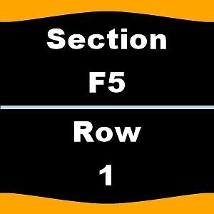 2 Tickets Bill Engvall 5/6 Casino Rama Section F5 Row 1