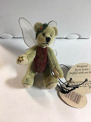 "Cottege Collectibles minitures- ""Star Fairy"" Bear"