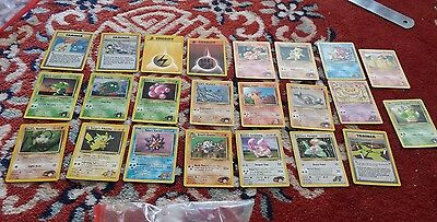 pokemon trading cards gym hero heroes and gym challage 24