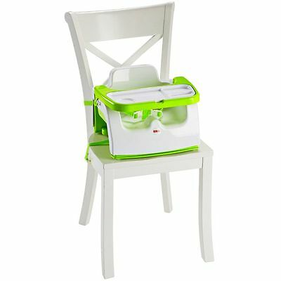 Booster Seat With Tray For Eating Fisher-Price Grow With Me Portable Baby Infant