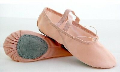 C7001 Child Canvas Split-Sole Ballet Shoes by Energetic Dancewear