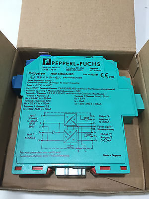 Pepperl&Fuchs KFD2-STC4-Ex1.20 Isolator K System Module Part No.122581