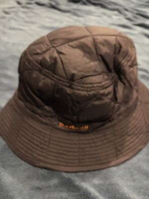 Barbour hat toddler size small black