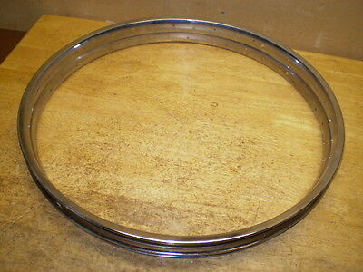 """Reproduction Schwinn Phantom Panther 26"""" Bicycle S-2 Style Knurled Rims"""
