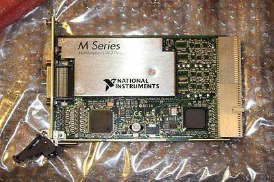 Ni-Pxi-6284 191501A-02 National Instruments  M Series Multi Function Daq