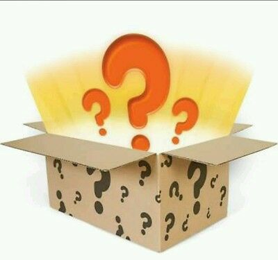 VINTAGE Girls accessories Mystery Box / Satchel. Contains minimum 5 items