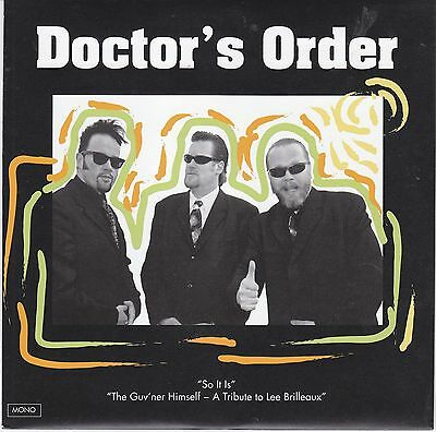 7 45 Docotor's Order - So it is RARE Single MINT Condition RARE