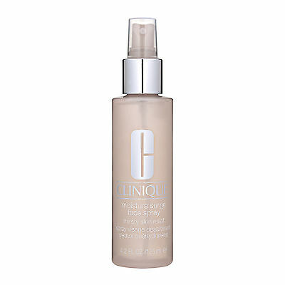 Clinique Moisture Surge Face Spray Thirsty Skin Relief 125ml All Skin Types