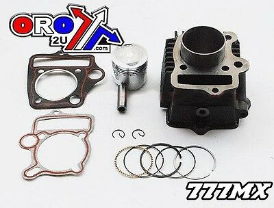 Honda C90 Barrel And Piston Kit Complete With Gaskets 47Mm