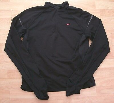 Nike Sphere Dry Training Running Long Sleeved Shirt Jersey Top Ladies Uk 16-18