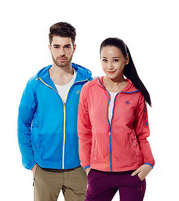 Naturehike Men's Windbreaker Casual Sport Windcoat Camping Anti-UV Dust Coat