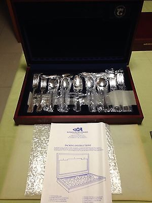 Grosvenor Silver plated cutlery (Brand New)