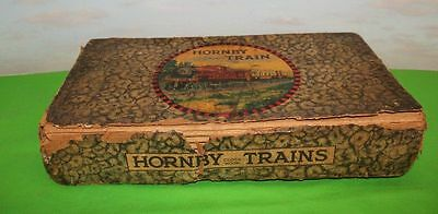 Hornby Trains No 1 Goods Set Boxed 1920's Lner