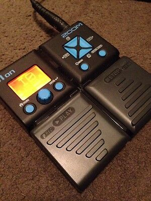 Zoom G1on Multi Effects pedal