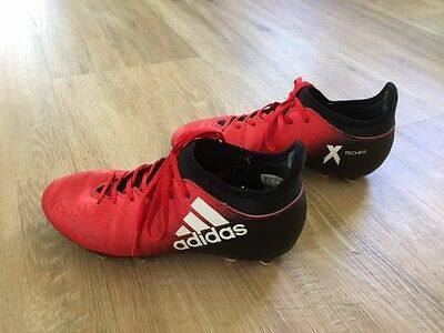 Adidas Tech Fit boys soccer boots US Size 3