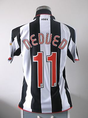Pavel NEDVED #11 Juventus Home Football Shirt Jersey 2007/08 (M)