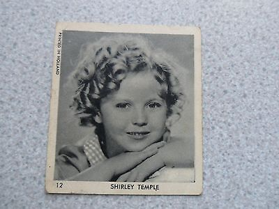 Shirley Temple Photo 70Mm X 60Mm