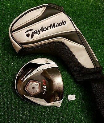 Taylormade R11s driver head and cover / 10.5° / serial number