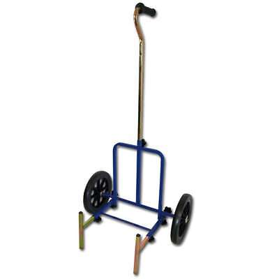 Sitzkiepen Power Caddy Transportwagen Transportkarre Trolley 125x70x34cm