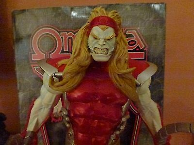 Omega Red Bowen Statue no sideshow