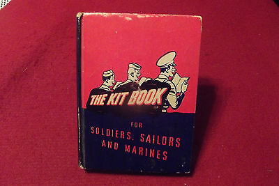 WW II The Kit Book United States Entertainment For Soldiers Sailors Marines 1943