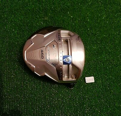 Taylormade SLDR 460 driver head only / 9.5 / very good condition /serial number