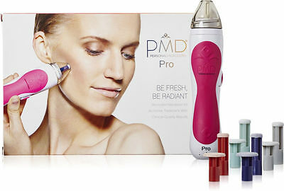 PINK- PMD PRO Personal Microderm Microdermabrasion System