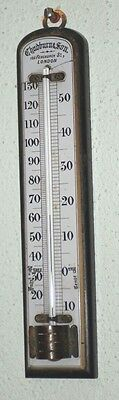 Antique Wall Thermometer