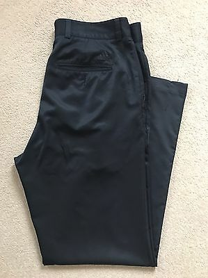 Adidas Golf Trousers Men's Size W34xL32